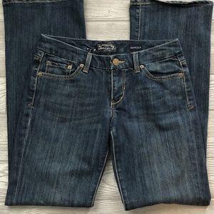Seven7 Jeans Bootcut Stretch Dark Wash Size 29